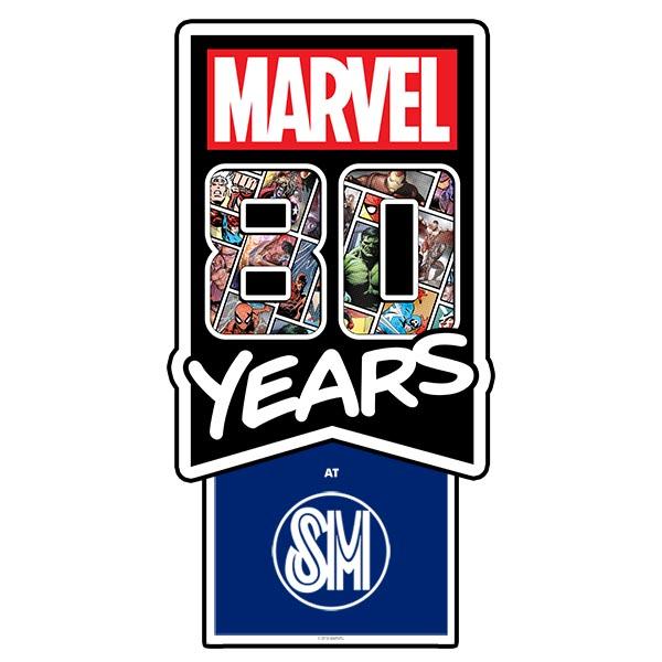 MARVEL 80 Years - Philippines
