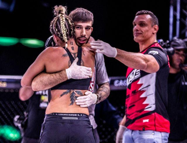 Luana Pinheiro, Matheus Nicolau