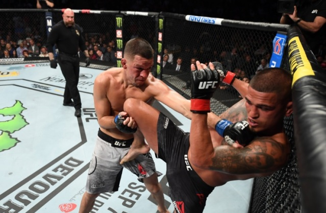 Nate Diaz, Anthony Pettis