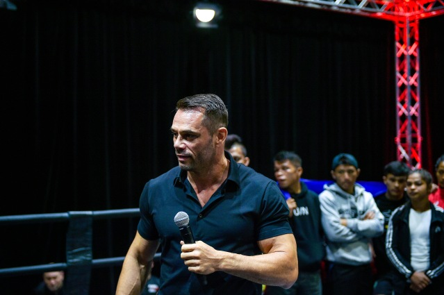 Rich Franklin (© ONE Championship)