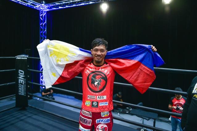 Lito Adiwang (© ONE Championship)
