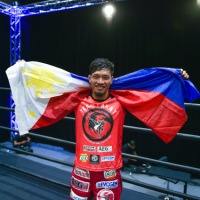Team Lakay's Lito Adiwang comments on Pongsiri Mitsatit's Muay Thai skills, ground game