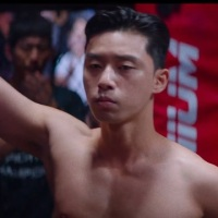 'The Divine Fury,' Korean action-horror film about MMA fighter, priest doing exorcism together