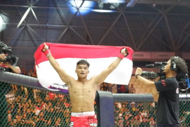 Jeka Saragih (©One Pride MMA)