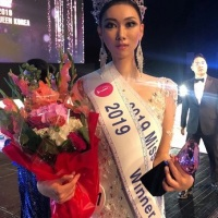 Incheon, South Korea's Lee Yeon Joo to compete in Miss Universe 2019