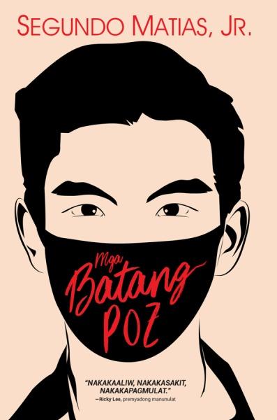 'Mga Batang Poz' book cover