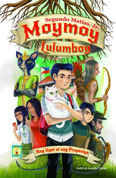 'Moymoy Lulumboy' book cover