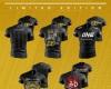'ONE: Century' shirts