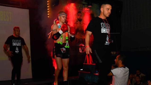 Ougo Huet (©World Kickboxing Network)