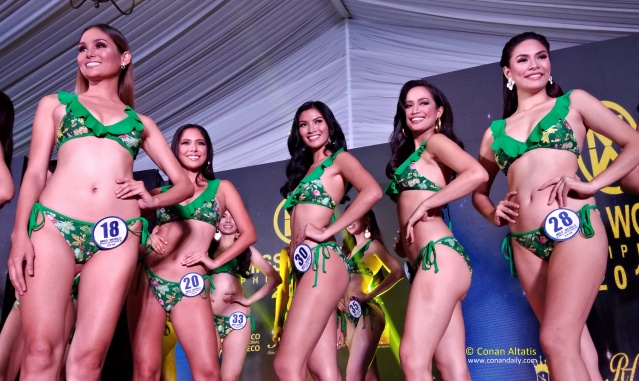 Ruffa Nava, Ilene de Vera, Maria Katrina Llegado, Patricia Gutierrez, Mary Resurreccion