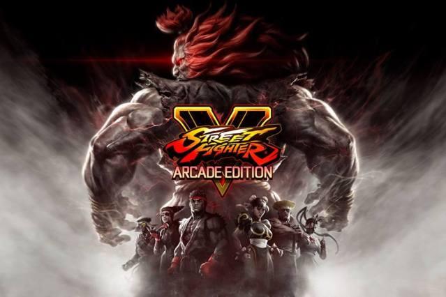 'Street Fighter V: Arcade Edition'