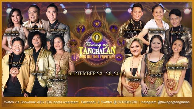 'Tawag ng Tanghalan' Season 3