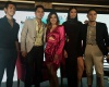 Timothy Lawrence Yap, David Licauco, Shaira Diaz, Michelle Marquez Dee, Martin del Rosario
