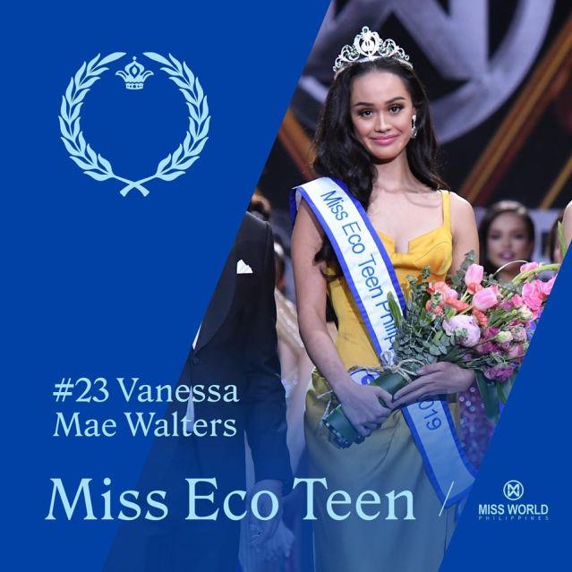 Vanessa Mae Walters