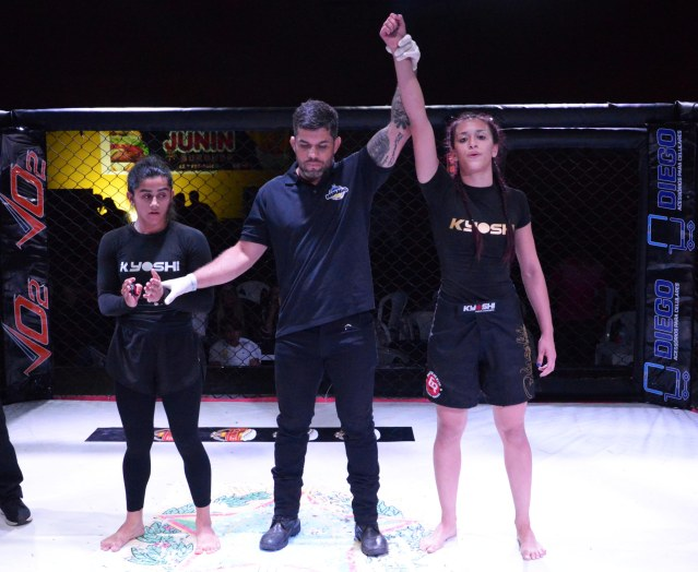 Vitória Silva (©NP Fight Brasil)