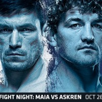 'UFC Fight Night 162' results: Demian Maia vs Ben Askren, Michael Johnson vs Stevie Ray in Kallang, Singapore