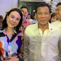 Rodrigo Duterte witnesses Gretchen Barretto vs Marjorie Barretto fight?