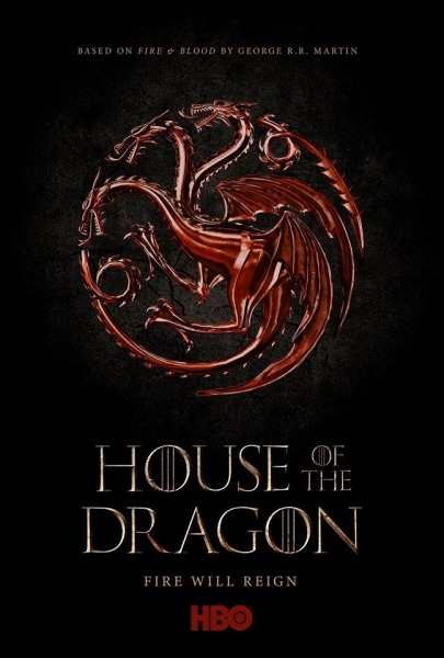 'House of Dragon' poster
