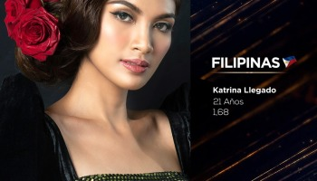 Philippines' Katrina Llegado crowned Reina Hispanoamericana 2019 fifth runner-up in Bolivia