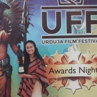 Igorot actor Mai Fanglayan is Best New Actress at 2019 Urduja Film Festival
