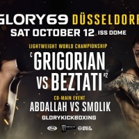 'Glory 69: Düsseldorf' results: Marat Grigorian vs Tyjani Beztati, Michael Smolik vs Mohamed Abdallah in Germany