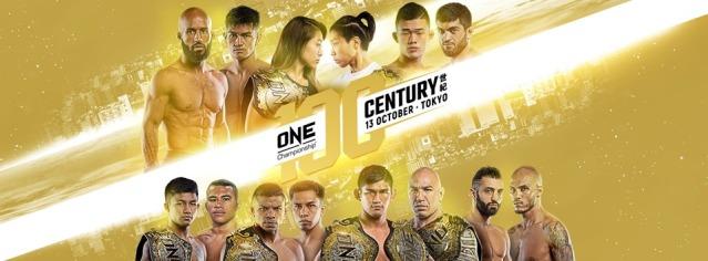 'ONE: Century' poster