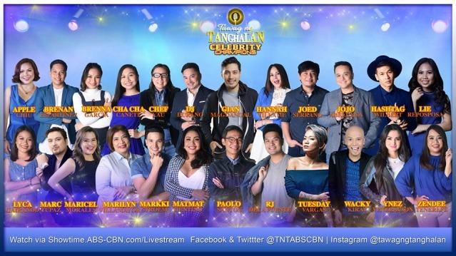 'Tawag ng Tanghalan' poster