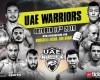 'UAE Warriors 8' poster