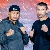 Thailand's Yodsanklai IWE Fairtex plans to finish Jamal Yusupov at 'ONE: Age of Dragons' in Beijing, China