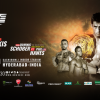 'BRAVE CF 30' fight card: Stephen Loman vs Louie Sanoudakis, Dominik Schober vs Phil Hawes in Hyderabad, Telangana, India