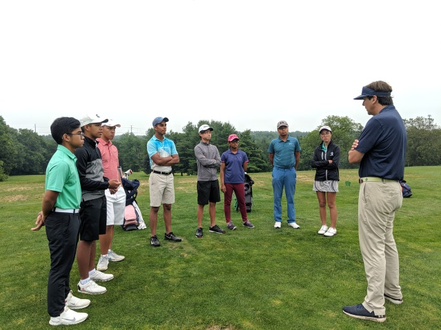 DreamBig Gold Series Golf Camp