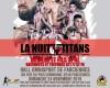 'La Nuit des Titans' poster