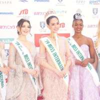 Kampala, Uganda's Evelyn Namatovu Karonde crowned Miss International 2019 second runner-up in Tokyo, Japan
