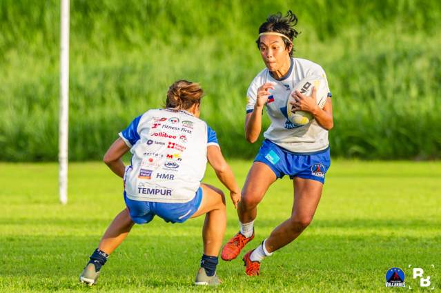 Philippine Volcanoes National Rugby Team