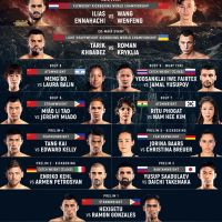 'ONE: Age of Dragons' fight card: Ilias Ennahachi vs Wang Feng, Tarik Khbabez vs Roman Kryklia in Beijing, China