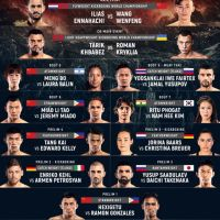'ONE: Age of Dragons' results: Ilias Ennahachi vs Wang Feng, Tarik Khbabez vs Roman Kryklia in Beijing, China