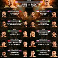 'ONE: Edge of Greatness' results: Nong-O Gaiyanghadao vs Saemapetch Fairtex, Amir Khan vs Ev Ting in Kallang, Singapore
