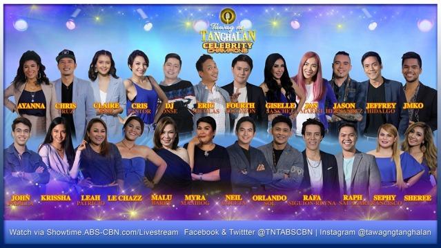 Tawag ng Tanghalan celebrity edition 2019 week 3