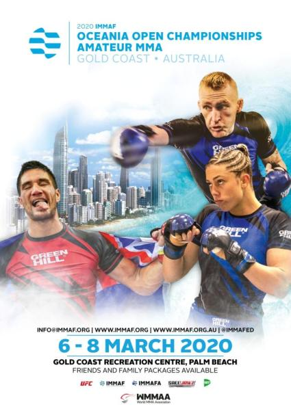 2020 IMMAF Oceania Open Championships
