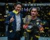 Andy Hata, Sam-A Gaiyanghadao (©ONE Championship)