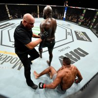 Suriname's Jairzinho Rozenstruik earns 4th UFC win, knocks out Alistair Overeem at 'UFC on ESPN 7' in Washington, D.C.