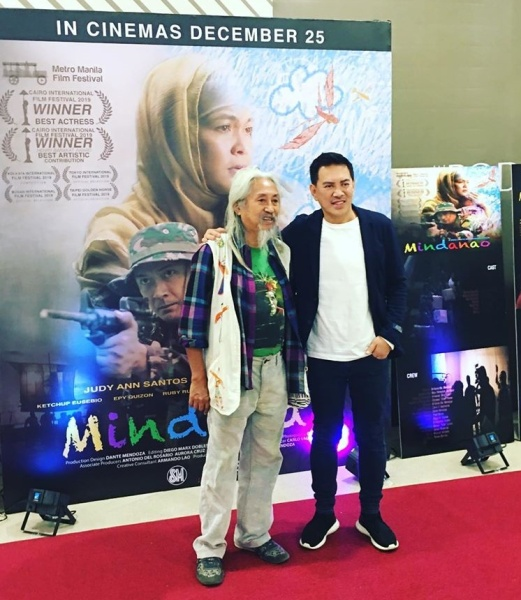 Kidlat Tahimik, Brillante Mendoza (©Center Stage Productions)