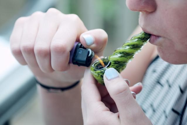 medical marijuana (©Sharon McCutcheon)