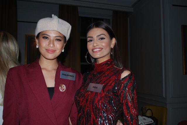 Michelle Dee, Suman Ratan Singh Rao