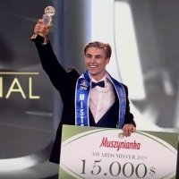 Omaha, Nebraska's Nate Crnkovich crowned Mr. Supranational 2019 in Katowice, Silesia, Poland