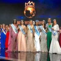 Cook Islands' Tajiya Eikura Sahay crowned Miss World Oceania 2019 in London, England