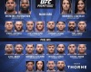 'UFC on ESPN 7' fight card