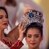 Thailand's Anntonia Porsild crowned Miss Supranational 2019 by Valeria Vazquez in Kowatice, Poland