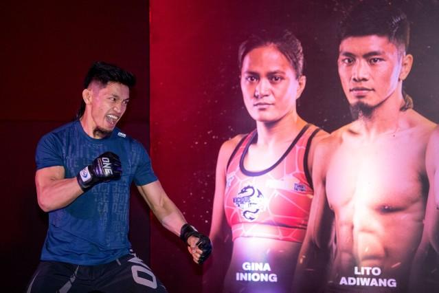 Lito Adiwang (©ONE Championship)