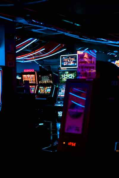 casino (©Longxiang Qian)